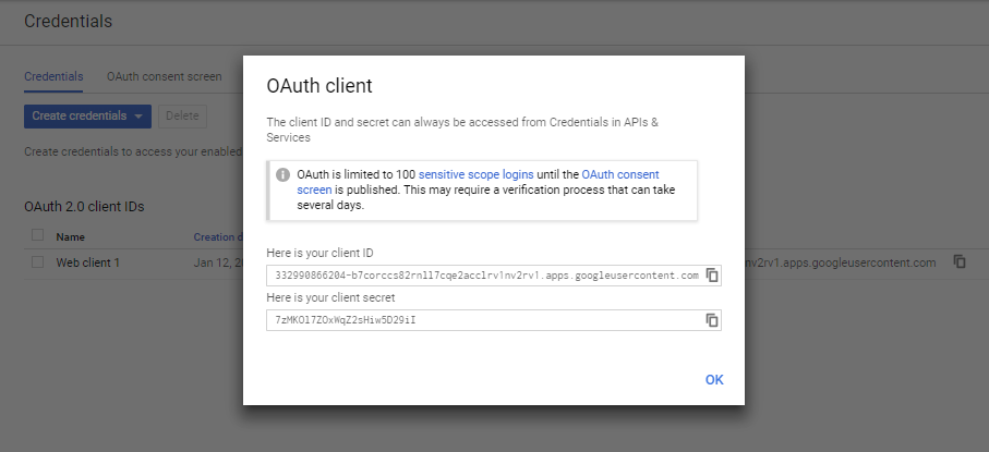 How to Setup Google OAuth API with WP Mail Booster? 1