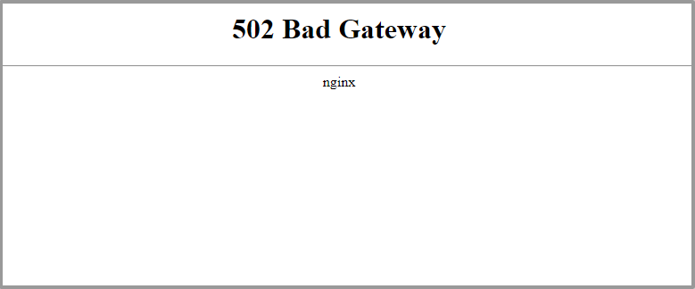 How to Fix the 502 Bad Gateway Error in WordPress? - Tech Banker