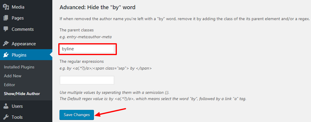 How To Remove Author Name From WordPress Posts Tech Banker