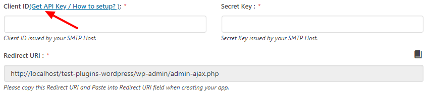 Office 365 Get Client Id Secret Key