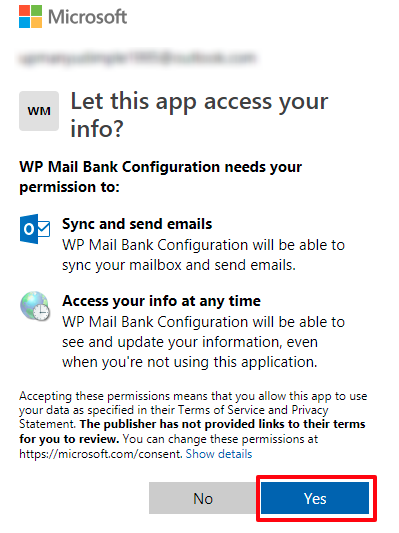 How to Setup Office 365 SMTP with WP Mail Bank? 9