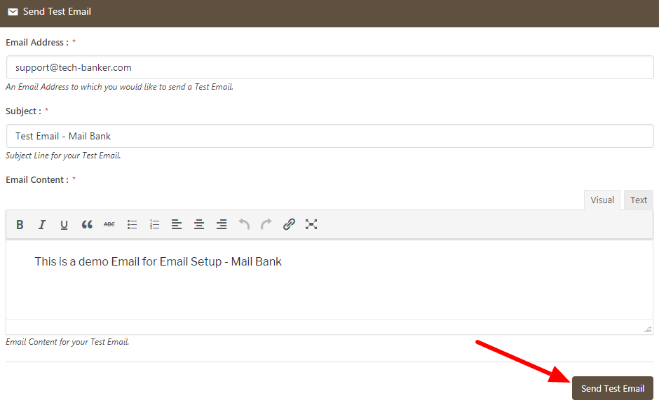How to Setup Gmail/Google SMTP with WP Mail Bank? 7