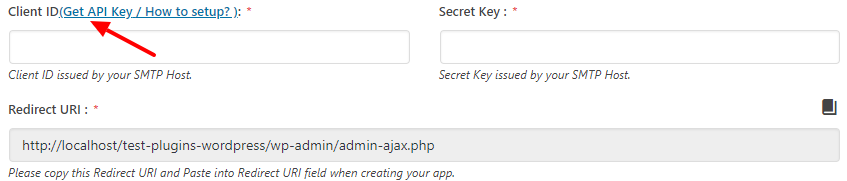 Yahoo Get Client Id Secret Key