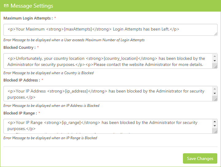 Message Settings Clean Up Optimizer