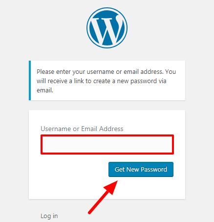 Generate New Password
