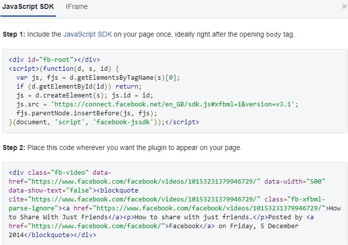 Java Script Sdk