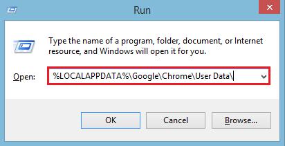 Run Command To Google Profile