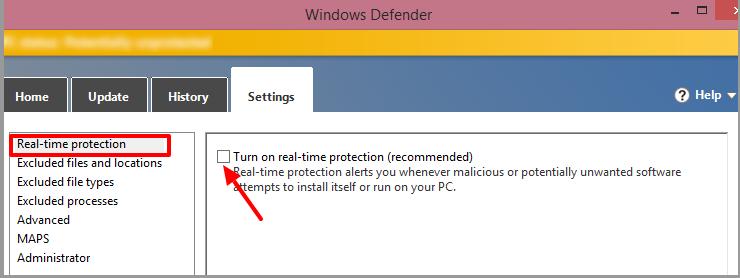 Window Defender